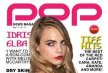 Pop News Magazine / Celebrity Magazine, Celebrity Gossip