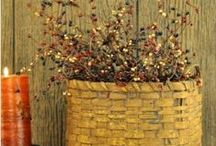 I'm A Basket Case / Baskets / by Raven M