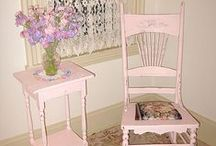 Off My Rocker / Antique Rocking Chairs / by Raven M