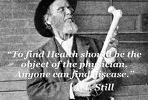 Osteopathy's founder / A little Osteopathic history