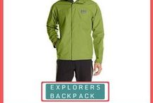 Explorers Backpack on Pinterest