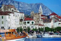 Croatia / These pictures gives me the inspiration to save money to trip to Croatia.