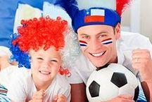 Cotillón Copa América 2015 / El mejor cotillón para esta fiesta del fútbol!