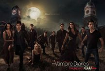 The vampire dairies / Not a single unattractive person Not a single average looking person Not fair