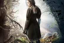 Snow White and the huntsman / Here I like  The fairest blood  Kristen Stewart
