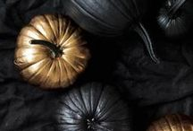 Halloween Hoopla / Use these pins to throw a sophisticated, chic Halloween Bash!