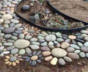 dekorované kamienky