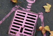 Streetart OL + die Welt / Fotos von Graffitis und anderer Kunst im öffentlichen Raum...