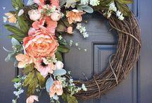 365 Days of Wreaths / Holiday and seasonal wreaths