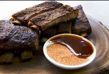 Cookout Recipes / Taking the traditional cookout to the next level with elevated recipes.