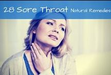Home Remedies For Sore Throat / How to get rid of a sore throat