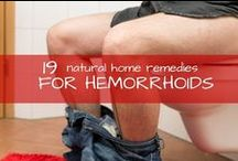 Home Remedies for Hemorrhoids / How to get rid of Hemorrhoids
