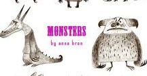 Pequeños Monstruos