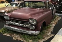 Low Low / Lowrider  chevy 3100 apache