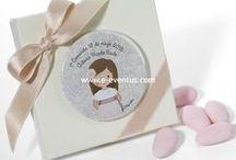 Detalles comunión / detalls comunió / regals pels convidats a la comunió · regalos para los invitados a la comunión