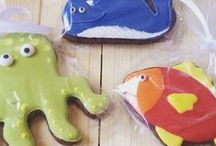 Water Babies Cakes / Here's some fab Water Babies cakes that have been made over the years and some ideas for you to make your own Water Babies cake.