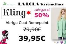 ¡Ofertas en La Lola Torremolinos! / Ofertas, descuentos, rebajas, ... eso que nos gusta tanto a las chicas :-) ¡No te lo pierdas!