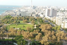 Tel Aviv, Israel / I took this pictures on my trip to Tel Aviv (August  2012).