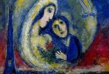Marc Chagall / A Long Time ago I found My Marc Chagall <3 / by Onerva Unkuri