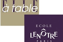 Cooking experiences / My first cooking classes at the beautiful Ecole Lenôtre on the Champs Elysées... then many many experiences later... we are getting there !