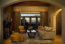 Summit Ridge Project by Designlines / Interiors of a home in New Mexico, done by Designlines.