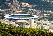 World Cup Wonders / Now approaching its 20th edition, the FIFA World Cup is returning to fabulous Brazil in 2014. Follow in the footsteps of your favourite soccer players at these high-scoring destinations...