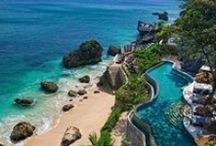 Honeymoon Hot Spots / A sunset walk on the beach to twinkling lights, stunning nature views, and endless relaxation, these destinations deliver on romance. / by Hotels.com