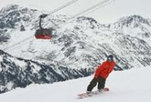Ski North America / From the slopes of Whistler to the peaks of Vermont, North America offers a wide array of options for every skier from the novice to the expert.