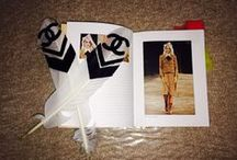 Styling for Chanel 2014 / Dallas pre fall show styled by me