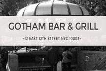 Gotham Bar & Grill