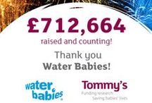 Splashathon 2015 / We're proud to have supported Tommy's since 2006, raising more than £1.2 million nationally through our bi-annual Splashathons to help fund vital research and provide information on the causes and prevention of miscarriage, stillbirth and premature birth.
