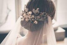 Peinados de novia / Peinados para novia y fiesta