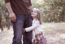 父娘 / 父と娘の素敵な一場面