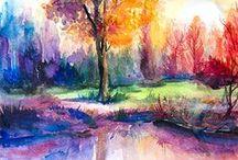 colorful / 色ごとに