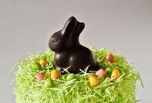 Pascua - Easter / Decoración y recetas para Pascua
