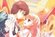 *Ⓐⓝⓘⓜⓔ Ⓑⓞⓐⓡⓓ* / *:・゚✧ Anime Artwork *:・゚✧ / by Jessica Dooley