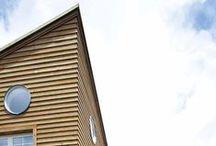 東京組|木の家 / 東京の街並みの中で解釈した、natural American style