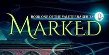 Marked / Marked, Valeterra Series Book 1 For ten years, the people of Valeterra have watched a plague sweep across their world, killing nearly every supernatural creature in its path.    In her thirties, single, and a bit of a bigger girl, Valerie has given up on ever finding love.  When Jackson discovers that his second mate is a human woman who is also immune to the virus sweeping Valeterra, he has some hard decisions to make.