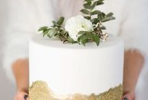 - Wedding cake -