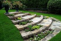 Design Files: Outdoor: Hardscaping / Anything and everything Hardscaping. Paths, Decks, Boulders, Stairs and anything else involving hardscaping.