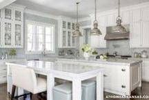 Design Files: Kitchen / All things Kitchen Design. Inspiring Pictures, Links to plans ect