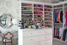 Design Files: Dressing Rooms and Closets