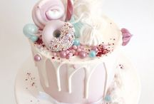Cake Decorating and other sweet foods