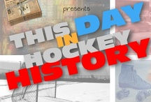 This Day in Hockey History