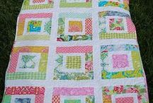 quilting / by Sandy Copeland