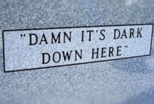 Cool/Cough / death, death, death.......part II / by Uncle Traveling Matt