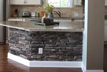 Kitchen & Dining / Kitchen and Dining rooms