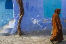 Maroc / Le Maroc, terre de traditions, de contrastes saisissant et de peuples chaleureux.Découvrez l'atmosphère unique de ce pays.