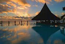 Ile Maurice / L'Ïle Maurice et ces eaux turquoise de l'Océan Indien vous fascineront. Le contraste des couleurs, des cultures et des saveurs donnent à cette île tout son charme. L''île Maurice vous offre des vacances inoubliables.
