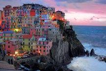 Italie / L'Italie, ses trésors d'architecture et son patrimoine millénaire, sa délicieuse insouciance, ses gelatti et ses vespas…